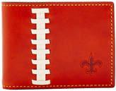 Dooney & Bourke NFL Saints Credit Card Billfold