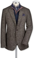 Charles Tyrwhitt Authentic Donegal tweed classic fit sport coat