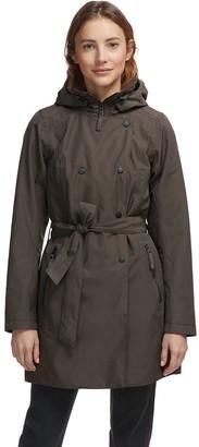 Helly Hansen Welsey II Insulated Trench Coat - Women's
