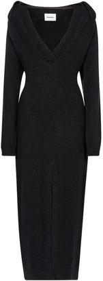 Nanushka Hope wool-blend midi dress