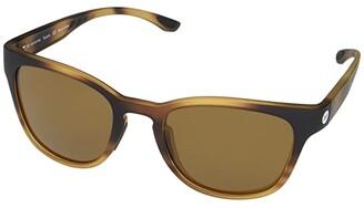 Sunski Topeka - Sport Collection (Tortoise Amber) Fashion Sunglasses