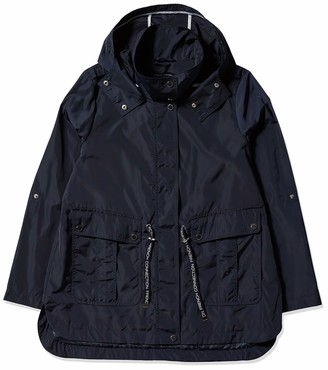 French Connection Women's Light Weight Patch Pocket Anorak Jacket