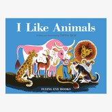 ABC Home I Like Animals (Dahlov Ipcar Collection) by Dahlov Ipcar