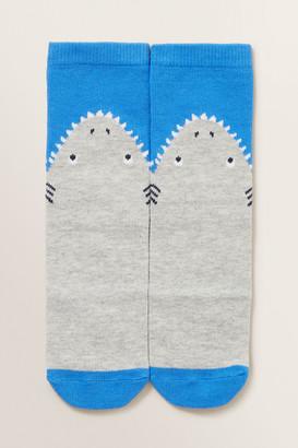 Seed Heritage Shark Socks