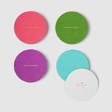 Kate Spade Coaster Set, Multi-color