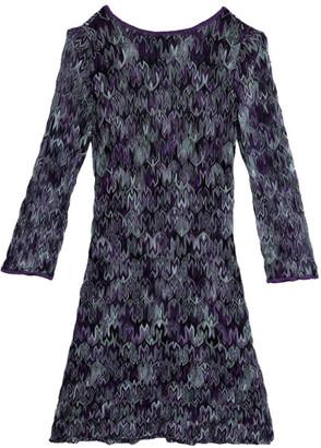 Missoni Empire Waist Scoop Back Dress S