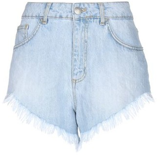NORA BARTH Denim shorts