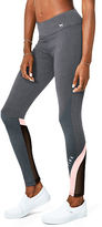 PINK Cotton Colorblock Legging