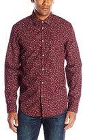 Calvin Klein Jeans Men's Micro Floral Shirt