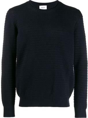 Dondup textured knit sweater