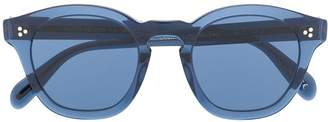 Oliver Peoples Boudreau tinted sunglasses