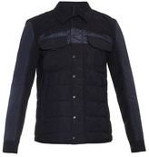Moncler Ribera Quilted-down Jacket