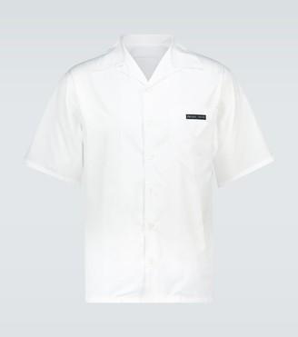 Prada Short-sleeved shirt with logo