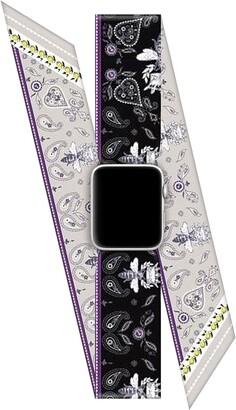 Wristpop Ariana 42mm/44mm Apple Watch Scarf Watch Band