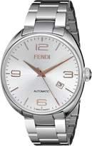 Fendi Men's F201016000 Fendimatic Analog Display Swiss Automatic Watch