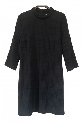 Studio Nicholson Black Cotton Dresses