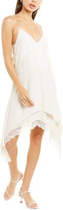IRO Gift Silk-Blend Slip Dress