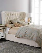 Monterey Queen Tufted Bed