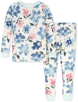 Burt's Bees Botanical Gardens Organic Toddler Snug Fit Pajamas