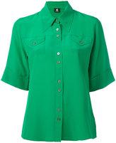 Paul Smith shortsleeved shirt - women - Silk - 40