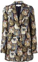 Stella McCartney 'Daria' coat - women - Cotton/Polyester/Acrylic/Viscose - 44