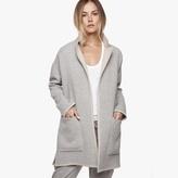 James Perse Reversible Wool Blend Coat