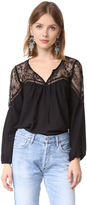 BB Dakota Ormond Lace Top