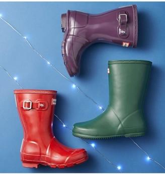 Hunter First Gloss Rain Boot (Baby, Toddler, & Little Kid)