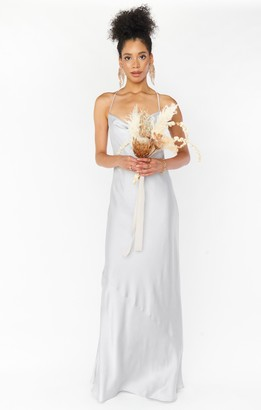 Show Me Your Mumu Tuscany Maxi Slip Dress