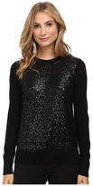 Kate Spade Fluffy Wool Sequin Sweater
