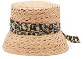 Lafayette House Of Biba Straw Bucket Hat - Womens - Beige