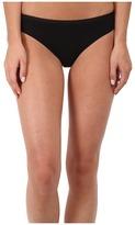 OnGossamer Beautifully Basic Clean Cut Thong Women's Underwear