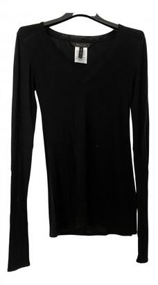 BCBGMAXAZRIA Black Wool Knitwear
