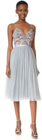 Needle & Thread Whisper Midi Dress