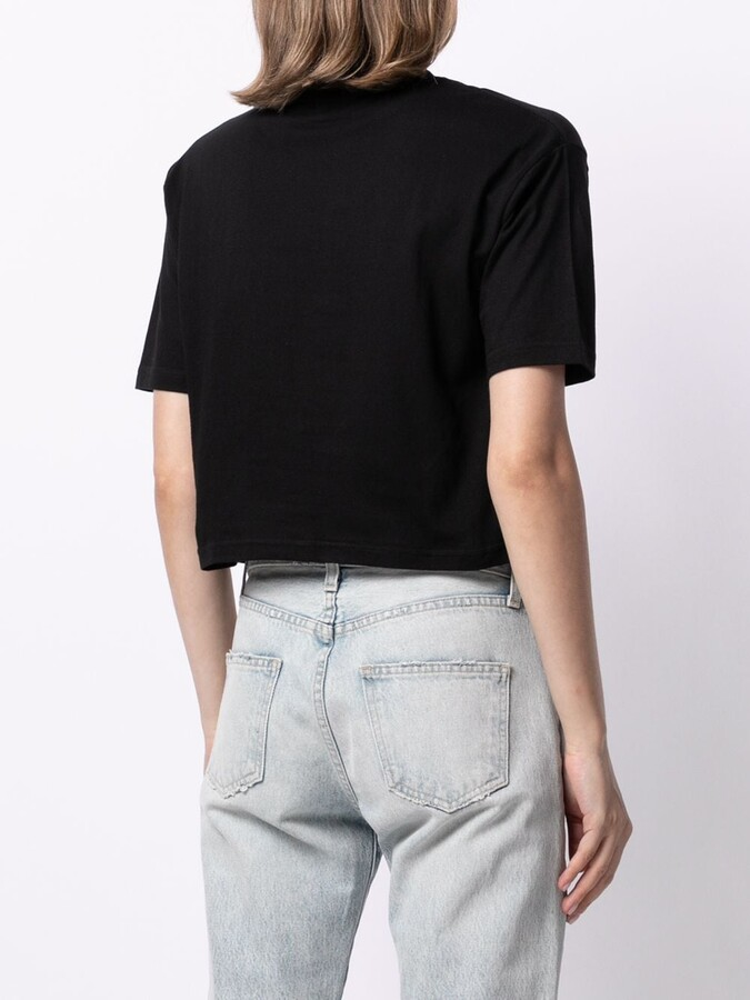 Thumbnail for your product : Fila Sharon crew-neck T-shirt