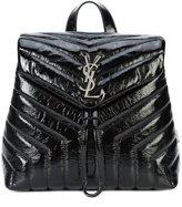 Saint Laurent Loulou backpack