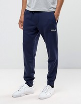 Polo Sport By Ralph Lauren Regular Fit Logo Cuffed Jogger In Navy