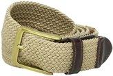 Dockers Big and Tall 35mm Braided Elasticized Web Belt