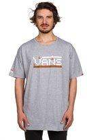 Vans Men's Nintendo Super Mario Athletic T-shirt Grey