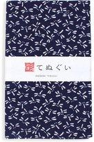 KOMESICHI irodori tenugui Not fraying type small pattern TE-06013M-IR