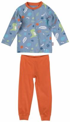 Sigikid Boys Mini-Jungen Pyjama 2-teilig aus Bio-Baumwolle Groe 086-128 Pajama Set