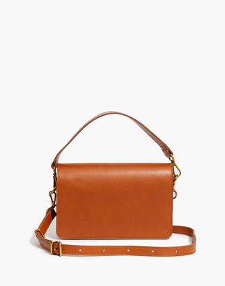 Madewell The Flap Convertible Crossbody Bag
