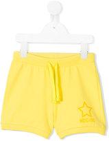 Moschino Kids - drawstring shorts - kids - Cotton/Spandex/Elastane - 5 yrs