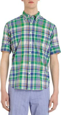 Gant E-Z OBD Short Sleeve Shirt