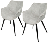 Lumisource Wrangler Accent Chairs (Set of 2)
