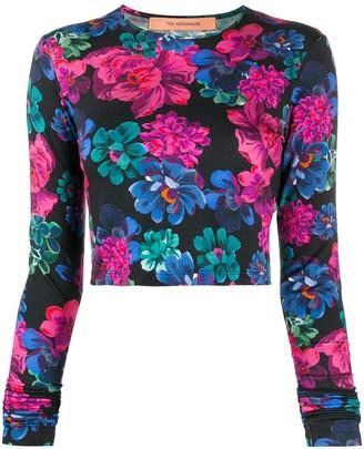 Andamane Floral Print Jumper