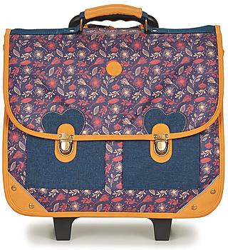 GBB FANOU girls's Rucksack in Blue