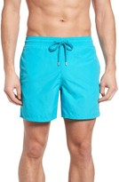 Vilebrequin Men's Moorea Water Reactive Swim Trunks