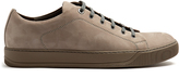 Lanvin Nubuck low-top trainers