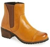 Aetrex 'Autumn' Block Heel Bootie